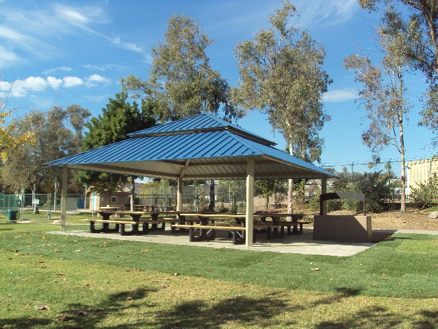 Gazebo Picnic Area 4