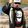 Dylan Hancock of San Diego First time fishing, 15 Apr, 12 yrs old garlic worm mr.robot fan