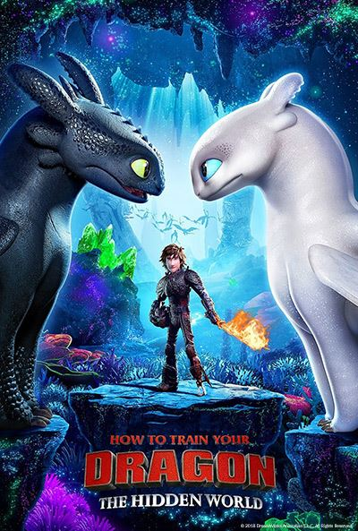 HTTYD The Hidden World