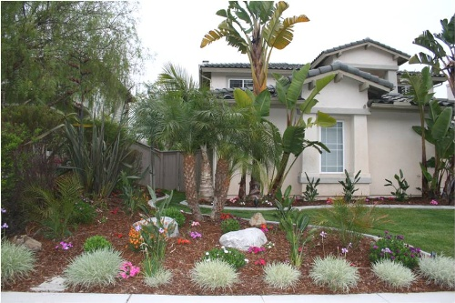 CA Friendly Landscape Home